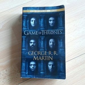 2/$10 Game of Thrones by George R. R. Martin Book